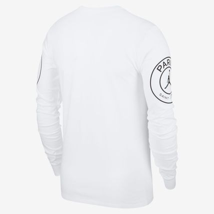Nike Long Sleeve Street Style Collaboration Long Sleeves Long Sleeve T-Shirts 3