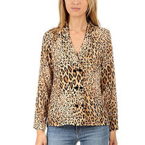 Leopard Patterns Street Style Shirts & Blouses