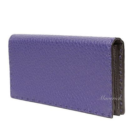 FENDI SELLERIA Long Wallets