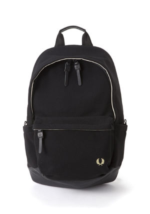 Casual Style Unisex Street Style Bag in Bag Plain Backpacks