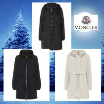 MONCLER TOPAZE Casual Style Long Jackets