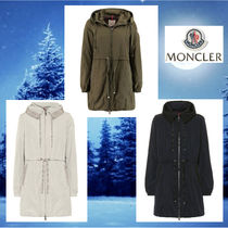 MONCLER TOPAZ Casual Style Long Jackets