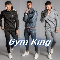 Gym King Street Style Top-bottom sets
