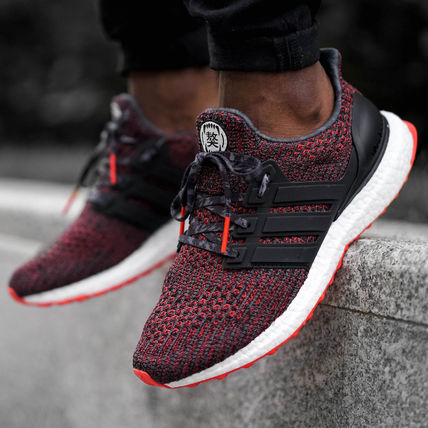on sale f0355 4d6f1 adidas ULTRA BOOST 2017-18AW Unisex Street Style Sneakers (BB6173)