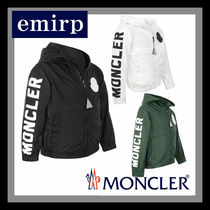MONCLER Unisex Street Style Kids Girl Outerwear