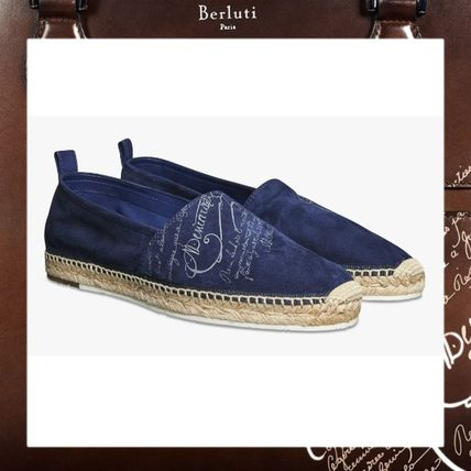172ccb59879 Berluti Plain Leather Loafers   Slip-ons by コフレリア - BUYMA