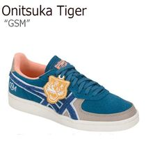 Onitsuka Tiger Unisex Suede Street Style Sneakers