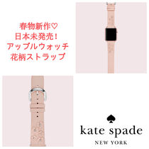 kate spade new york Casual Style Leather Watches