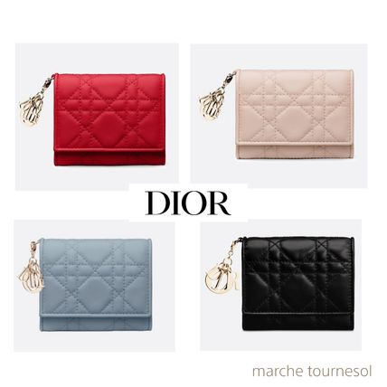 Christian Dior Women s Red Wallets   Card Cases  Shop Online in US ... f8b36bef93313