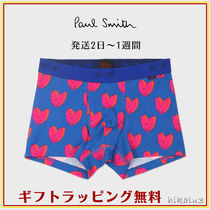Paul Smith Heart Monogram Cotton Boxer Briefs