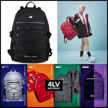 New Balance Unisex Street Style Backpacks