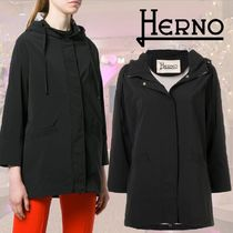 HERNO Blended Fabrics Plain Jackets