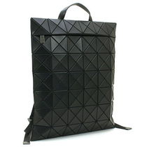 BAO BAO ISSEY MIYAKE Unisex A4 Plain PVC Clothing Backpacks