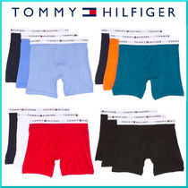 Tommy Hilfiger Street Style Plain Cotton Boxer Briefs