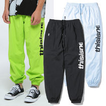 thisisneverthat Street Style Pants