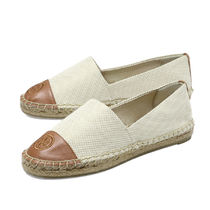 Tory Burch Leather Slip-On Shoes