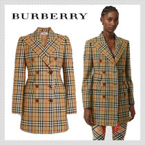Burberry Other Check Patterns Collaboration Medium Jackets