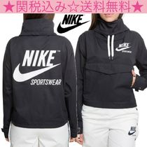 Nike Casual Style Plain Outerwear