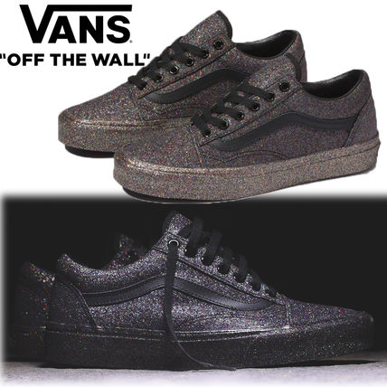 VANS OLD SKOOL 2019 SS Lace up Casual Style Unisex Street Style Plain