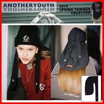 ANOTHERYOUTH Unisex Street Style Hats & Hair Accessories