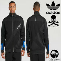 adidas Skull Street Style Collaboration Track Jackets