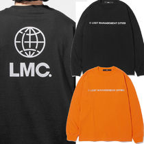 Street Style Long Sleeves Long Sleeve T-Shirts