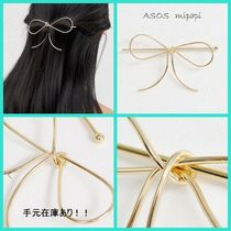 ASOS Brass Hair Accessories