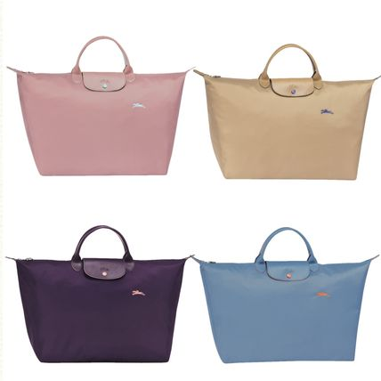 Longchamp LE PLIAGE NYLON Nylon Boston & Duffles
