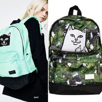 RIPNDIP Tropical Patterns Casual Style Unisex Other Animal Patterns