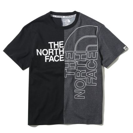 THE NORTH FACE More T-Shirts Unisex Plain T-Shirts 2