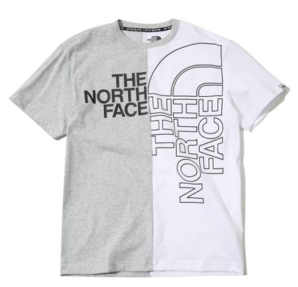 THE NORTH FACE More T-Shirts Unisex Plain T-Shirts 6