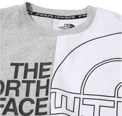 THE NORTH FACE More T-Shirts Unisex Plain T-Shirts 8