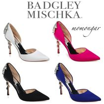 Badgley Mischka Pin Heels Party Style Stiletto Pumps & Mules