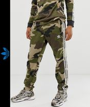 adidas Camouflage Street Style Joggers & Sweatpants