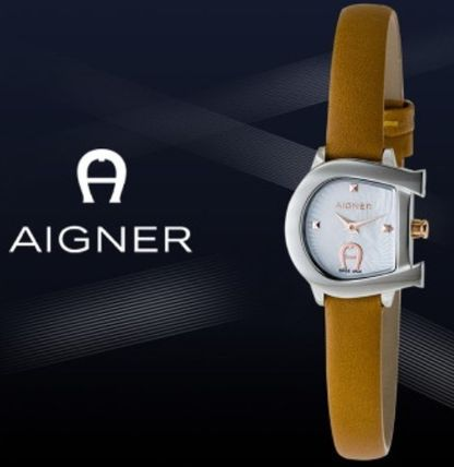 Leather Analog Watches