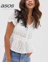 ASOS Casual Style Short Sleeves Shirts & Blouses