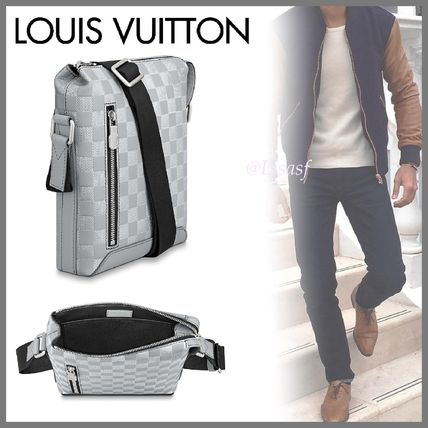 08787cfbbae4 Louis Vuitton Men s Grey Bags  Shop Online in US
