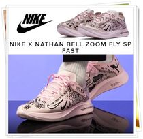 Nike AIR ZOOM Unisex Collaboration Sneakers