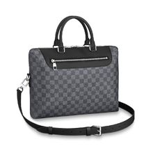 Louis Vuitton DAMIER GRAPHITE Porte-Documents Jour
