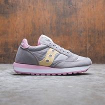 SAUCONY JAZZ Casual Style Street Style Low-Top Sneakers