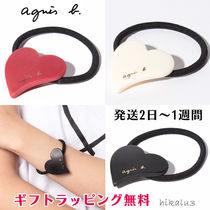Agnes b Casual Style Hair Accessories