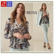 REISS Long Sleeves Shirts & Blouses