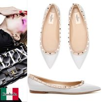 VALENTINO Studded Ballet Shoes