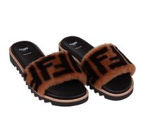 FENDI Kids Girl Sandals