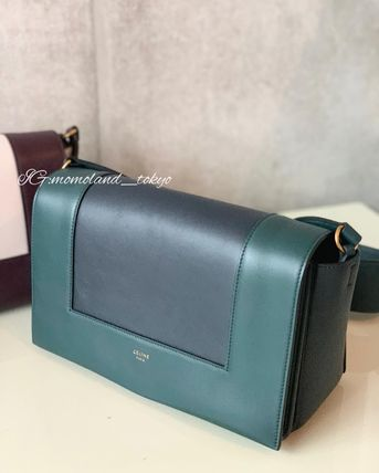 CELINE Frame Bag Shoulder Bags