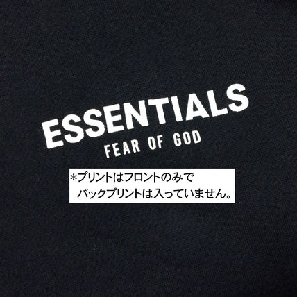 FEAR OF GOD Hoodies Street Style Long Sleeves Oversized Hoodies 3