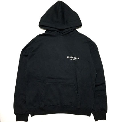 FEAR OF GOD Hoodies Street Style Long Sleeves Oversized Hoodies 2