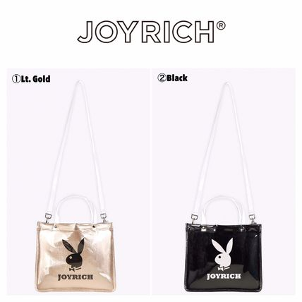 Street Style Collaboration 2WAY Totes