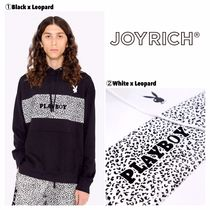 JOYRICH Leopard Patterns Unisex Street Style Collaboration