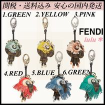 FENDI Fur Card Holders
